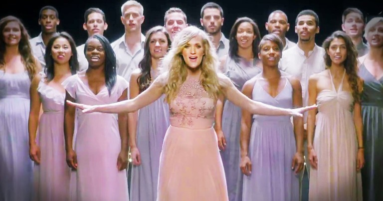 The Truth Behind This Song Had Me Yellin' 'Amen!' You'll Love This Super Star's Song About Baptism.