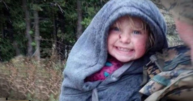 Missing Toddler Rescued After 22 Hours In The Woods