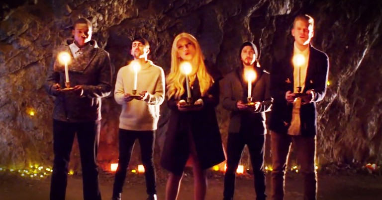 This A Cappella Version Of  'Mary Did You Know' Is So Beautiful!