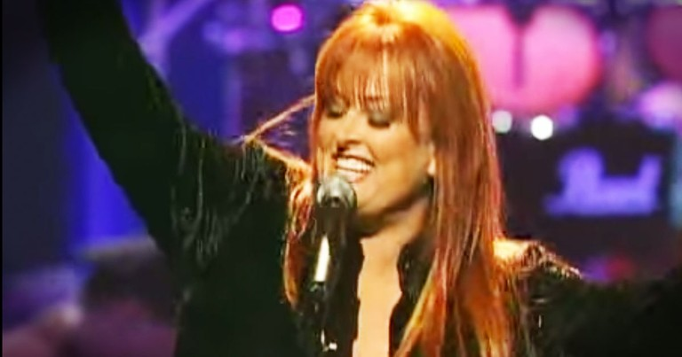 Unforgettable Speech and Song by Wynonna Judd