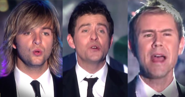 Celtic Thunder Gives Christmas Hallelujah A Whole New Sound
