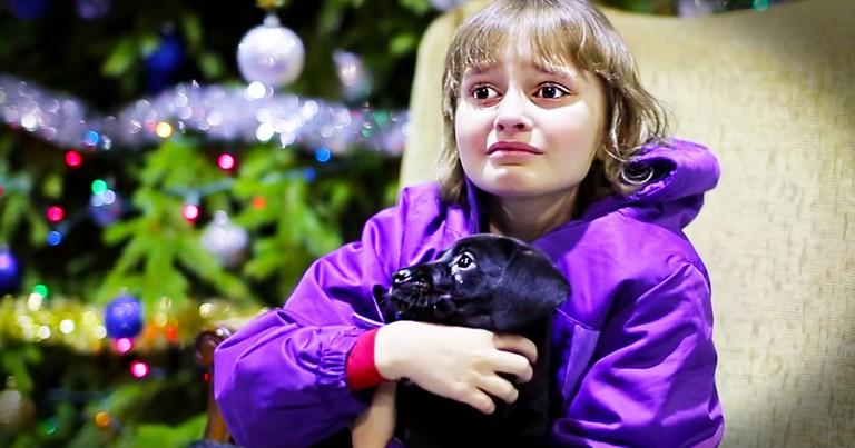 Kids Fighting Illnesses Get A Huge Christmas Surprise