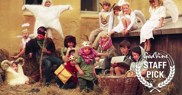 This Christmas Story by Children Will Put a Big Smile on Your Face - an Unexpected Christmas