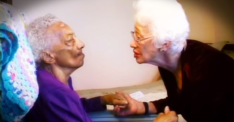 Guardian Angel Inspires a Nonverbal Woman with Dementia to Sing