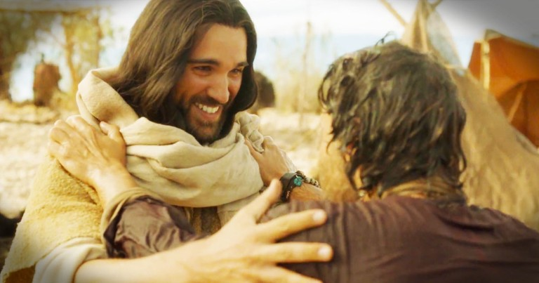 New TV Epic, 'A.D.' Brings Jesus Into Living Rooms Around The Country