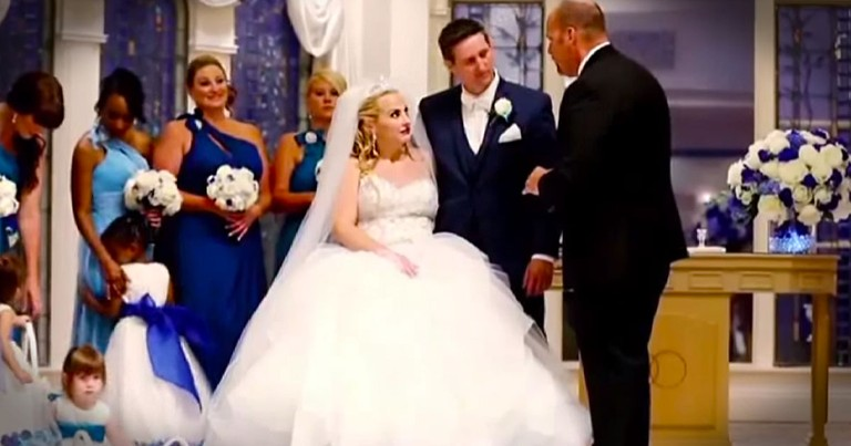 Paralyzed Bride Loses 192lbs And WALKS Down The Aisle