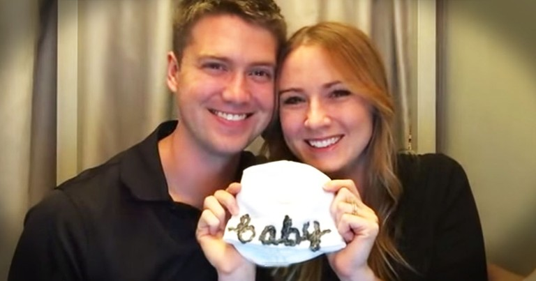 New Dad Gets Best Surprise. . .In A Photo Booth!