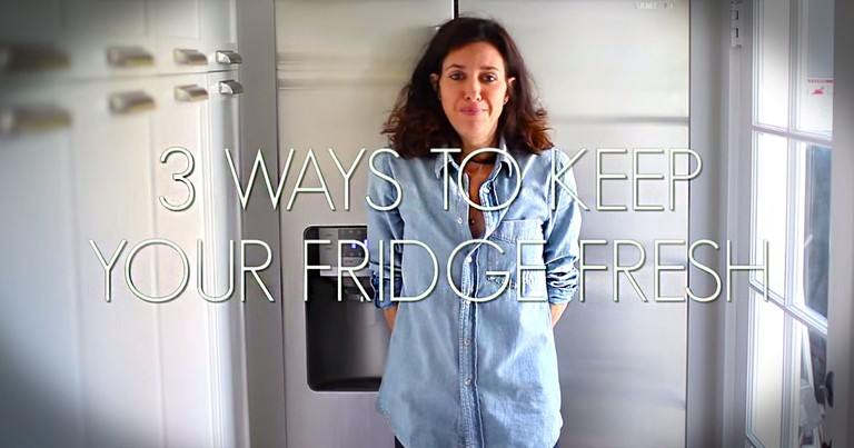 3 Secrets That'll Change How You See Your Fridge