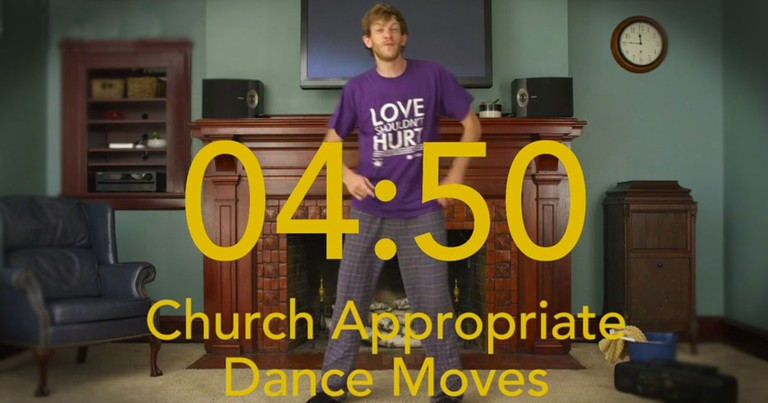 Hilarious Church-appropriate Dance Moves