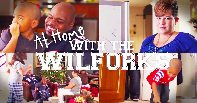 Vince Wilfork's Family Shows You Life In Their House