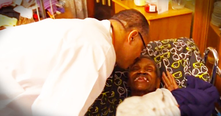 This Doctor Risks His Life For Strangers--Wow!
