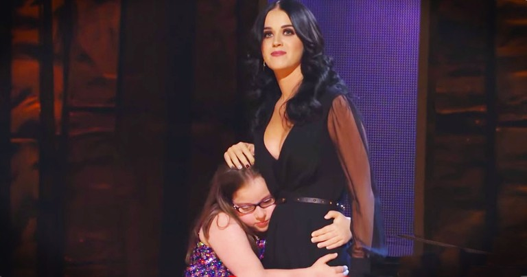 Girl With Autism SHINES On Stage With This Star!