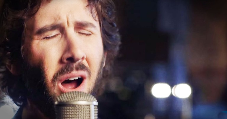 This Touching Song From Josh Groban--WHOA!