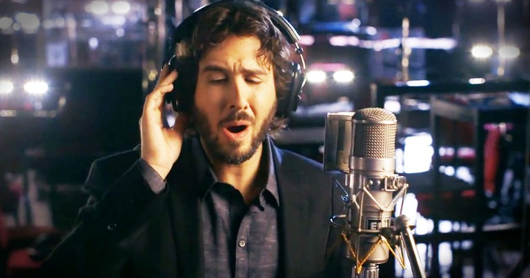Josh Groban Just Sent My Heart OVER The Rainbow With THIS Classic!