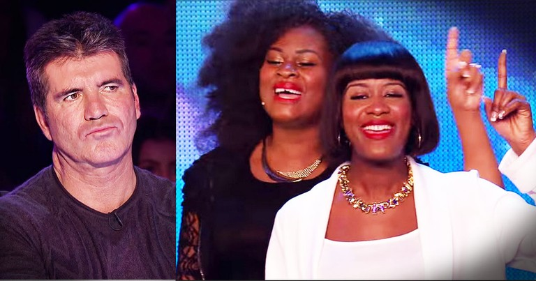 The Audition By These Soulful Singers Had The Judges On Their Feet!