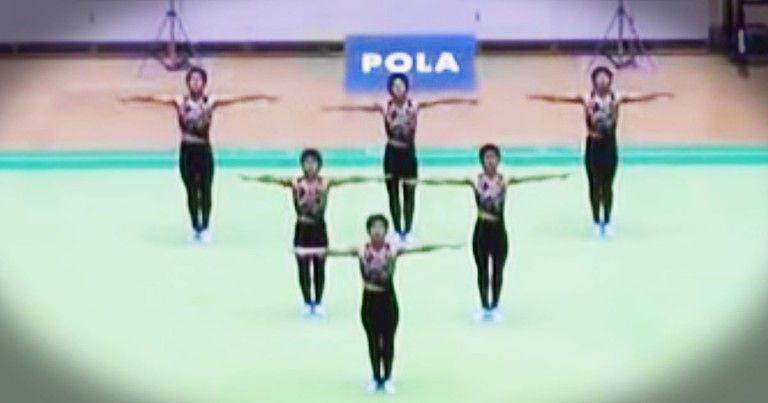 INCREDIBLE Synchronized Gymnasts Will Wow You!