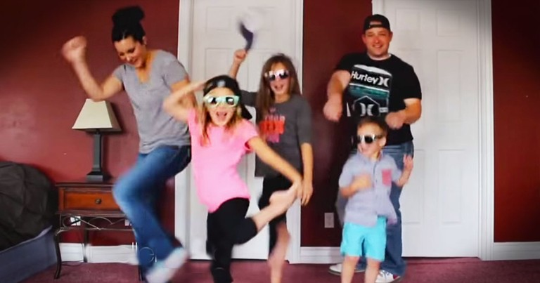 WHY These Folks Are Dancing Will Warm Your Heart!