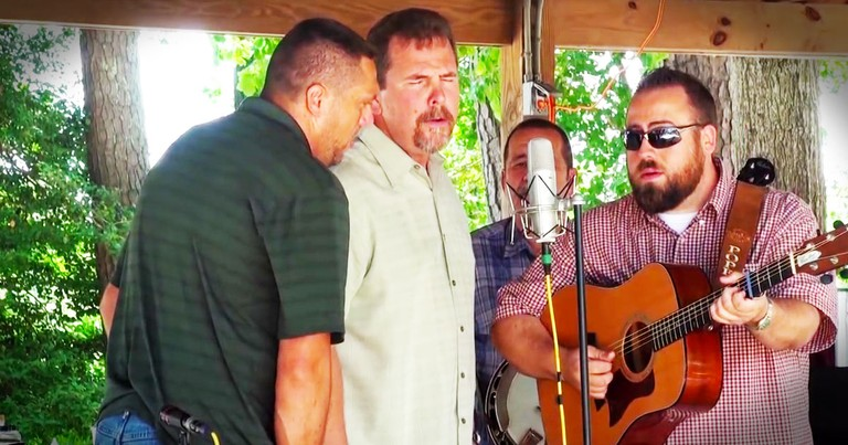 This Bluegrass Group's 'How Great Thou Art' Is INSPIRING!