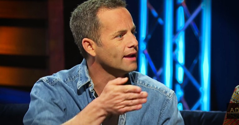God Stopped Kirk Cameron In His Tracks!