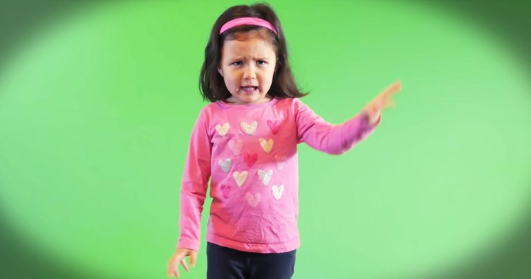 Apparently, This 3-Year-Old Is The Best Motivational Speaker EVER!