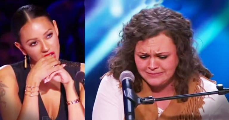 Nerves Stopped Her Audition But Just Seconds Later...WOW