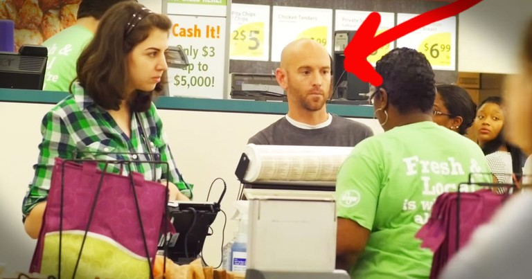 These Christian Men Are Paying For Strangers Groceries. And What They Said Gave Me CHILLS!