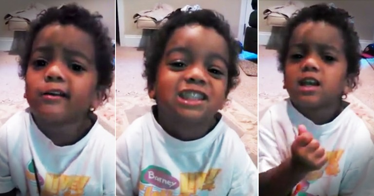 This Cutie Has A Message About WORRY That'll Melt Your Heart!
