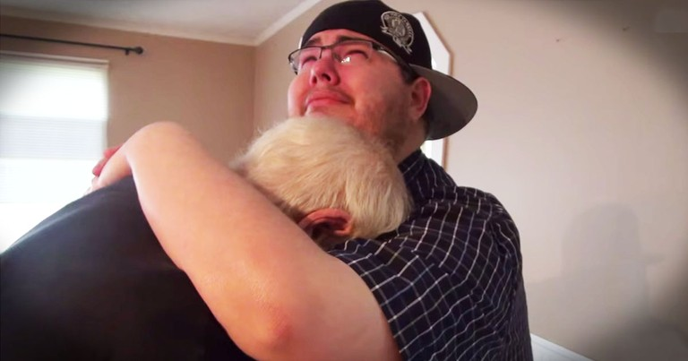 This Son's Surprise For His Dad Is The Most Emotional One I've EVER Seen -- So Much Love!
