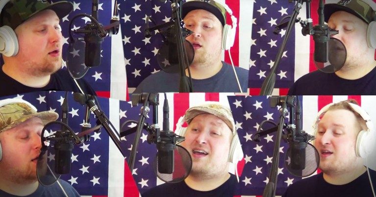This A Cappella Patriotic Classic Nearly Brought Me To Tears