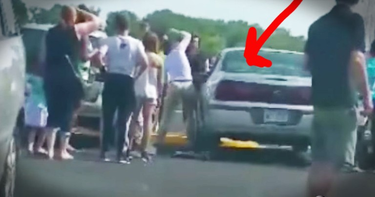 She Saved A Little Girl From A Hot Car And You Have To See How