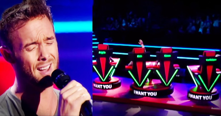 5 Words Into His Audition And The Judges Were Hooked, You Will Be Too!