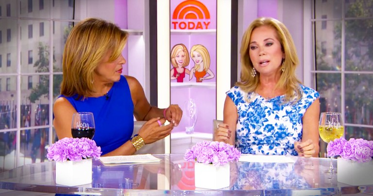 Kathie Lee Gifford Honors Frank Gifford And The LORD!