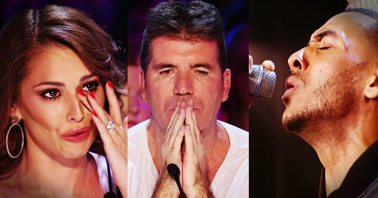 This Audition Is So Emotional Even Simon's Crying!