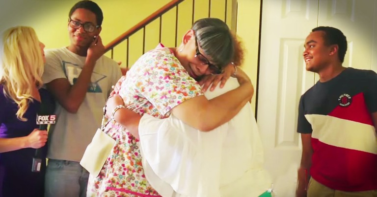 He Was Fighting Cancer And About To Become Homeless, Until This Nurse Stepped In!