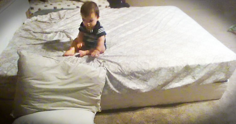 Check Out What This SMART Baby Does!