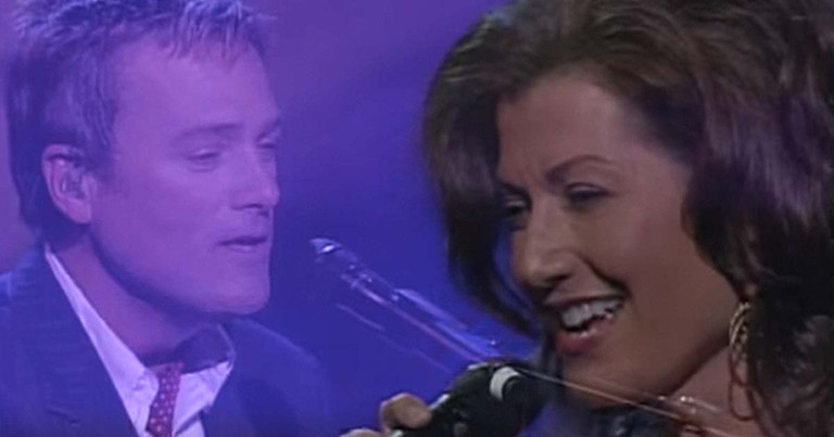 Christian Super Stars Pair Up For Beautiful Worship Flashback