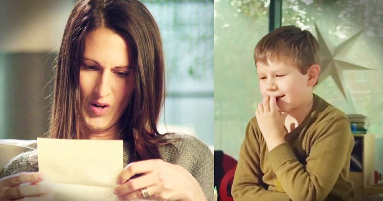 What These Kids REALLY Want For Christmas Had Their Parents In Tears