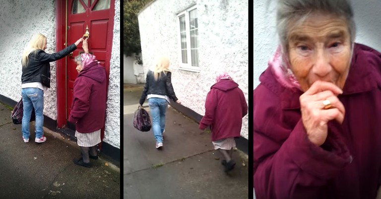 Granny Proves She's Young At Heart With Giggle-Worthy Joke