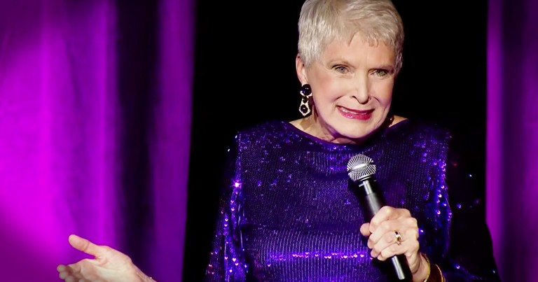 Jeanne Robertson And Left-Brain's Old Friend