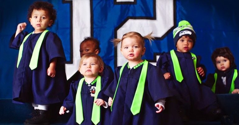 This Super Bowl Baby Choir Will Make Your Day