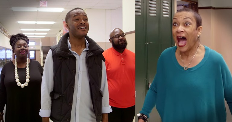 Student's Surprise For A Beloved Choir Teacher Brought Everyone To Tears