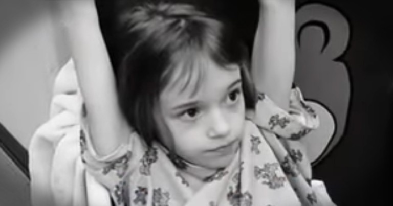 God Tells Family To Adopt 'Feral' Little Girl