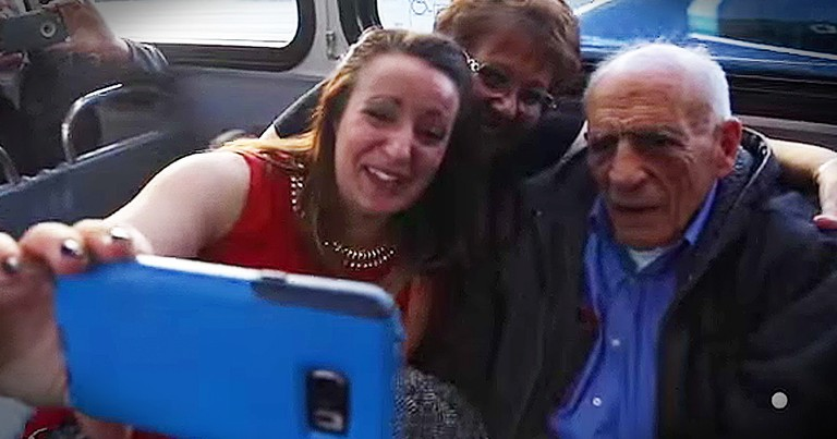 Bus Surprises Retiree With A Party That Will Warm Your Hear
