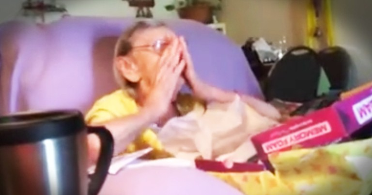 Therapist's Surprise Birthday Present For A Patient Will Warm Your Heart