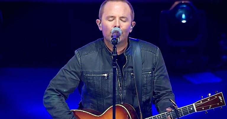 Live 'Amazing Grace (My Chains Are Gone)' Is The Worship I Needed Today