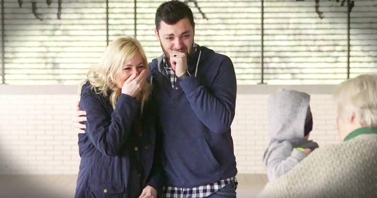 Christian Couple's Adoption Story Will Give You The Feels