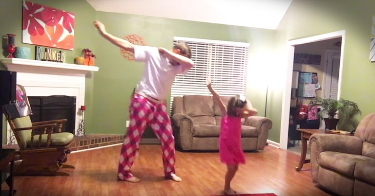 This Adorable Daddy-Daughter Dance Will Make Your Day
