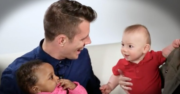 This ADORABLE Baby Surprise Will Make Your Week