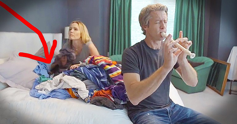 Hilarious Musical Parody About Cleaning Up After Kids