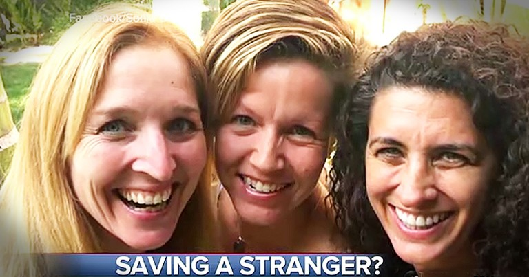 3 Friends Step In And Stop Possible Date Rape